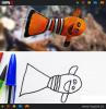 GALERIE - Dětské kresby v realitě