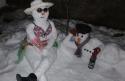 GALERIE – Nejvtipnější sněhuláci