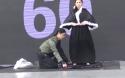 Trik - Žena vystřídala 19 kostýmů!