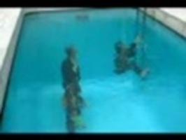 Falešný a úsporný bazén