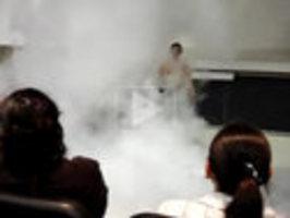 Kapalný dusík - výbuch