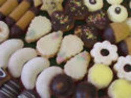 Vánoční cukroví - rychlé a efektivní