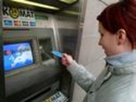 Bankomat - rady promuže a ženy