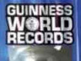 Guinessova kniha rekordů - inženýrská díla
