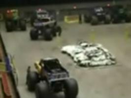Big Foot - ošklivá nehoda