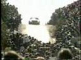 Rally - blázniví fanoušci