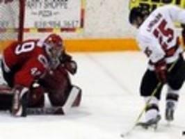 Hokej - úžasný nájezd od Nicklas Lindberg