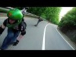 Brno May Days - Downhill longboard