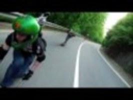 Brno May Days - Downhill longboard