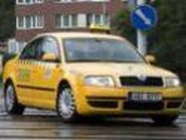 Pražský taxikář vs. Policie