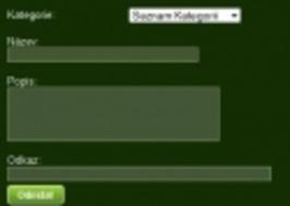 Přidávejte Videa a Online hry sami