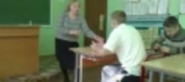 Chlapecká třída v Rusku