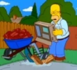 Simpsonovi - Homer staví gril