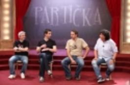 Partička - poezie - uncut