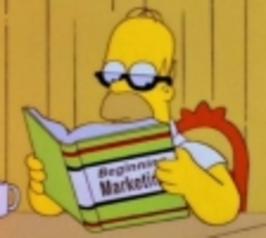 Simpsonovi - Co je to marketing?