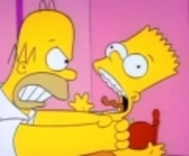 Simpsonovi - Homer a Bárt