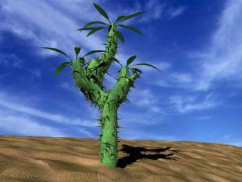 Idiot - Skok do kaktusu
