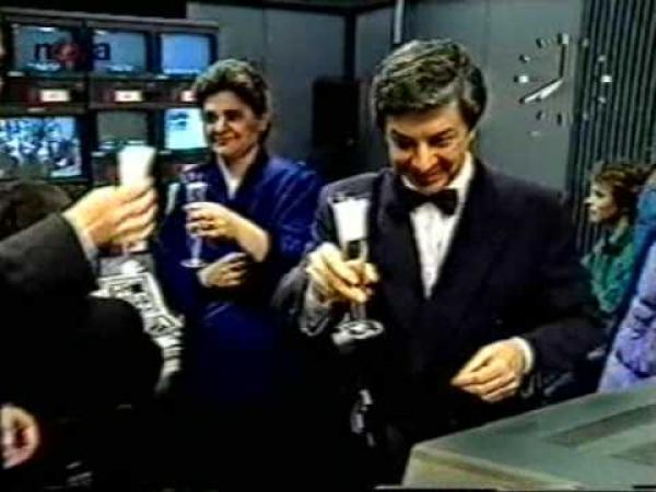 Nova - spuštění vysílání 1994