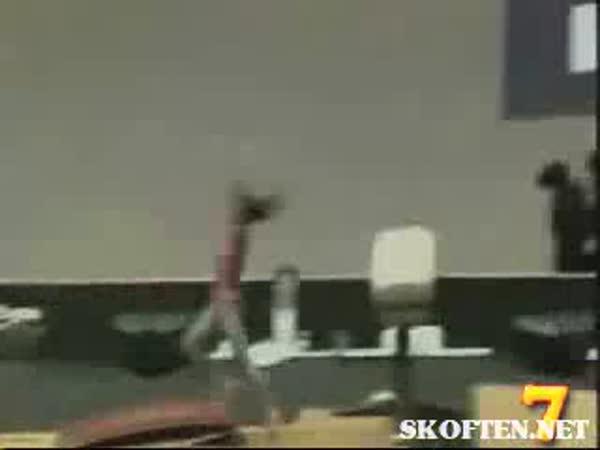 Gymnastika - pády [TOP 20]
