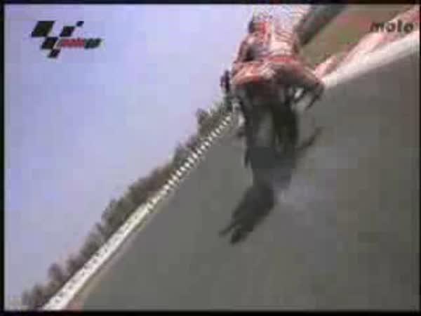MotoGP - zajímavé momenty