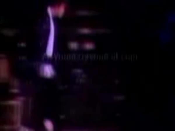 Michael Jackson - měsíční chůze