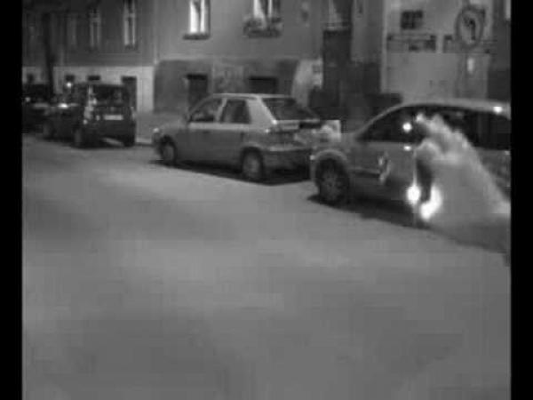 ČR - Jak se kradou auta I.