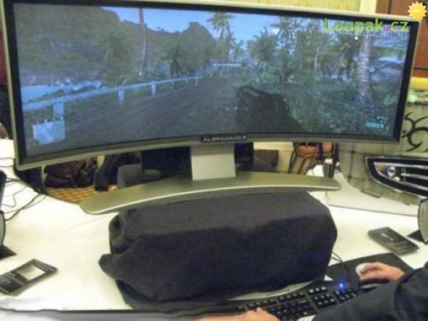 PC monitor pro hráče
