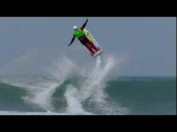 JetSki - extrémní skoky