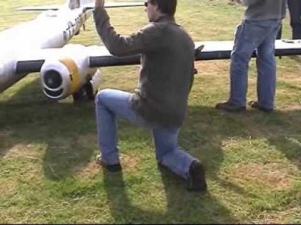RC model - největší letadlo