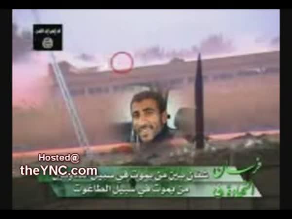 Irák - útok na cisternu