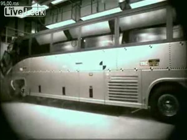 Crashtest - autobus