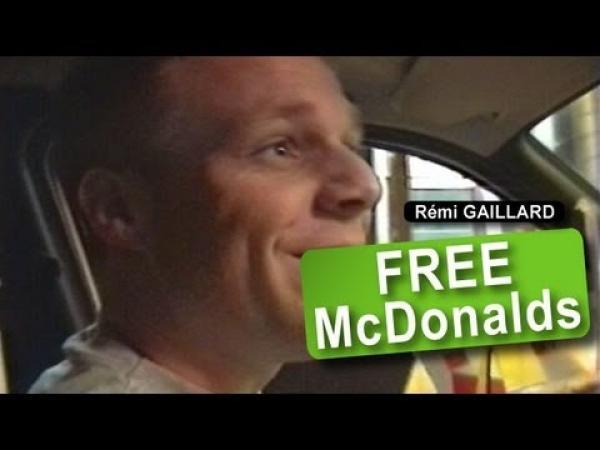 McDonald - jak se najíst zadarmo