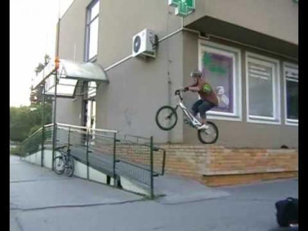 Vyškov - Bike Trial