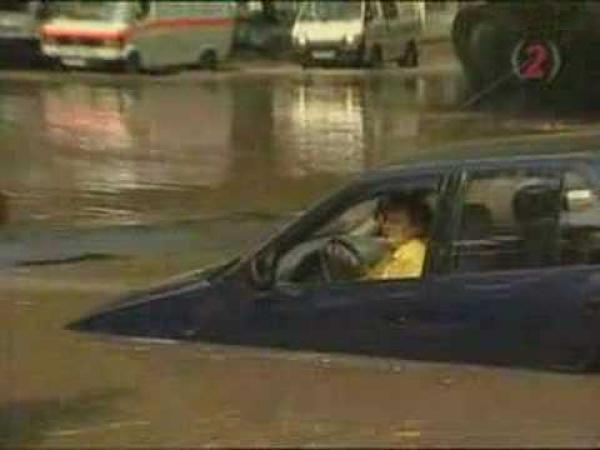 Budapešť - žena za volantem