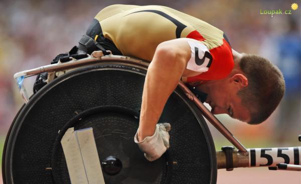 Paralympiáda Peking 2008