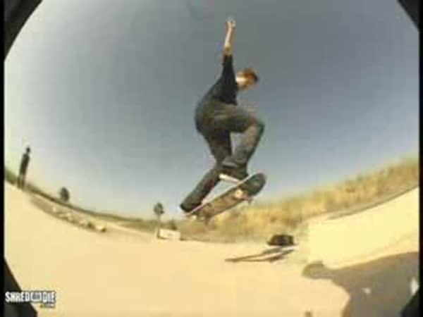 Skateboarding - Riley Hawk