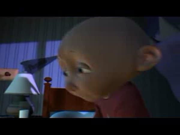 Malé dítě - fantazie vs. realita [animace]