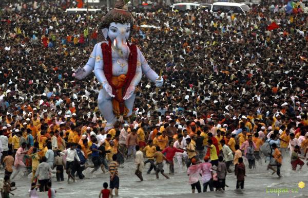 Indie - fotografie z této země