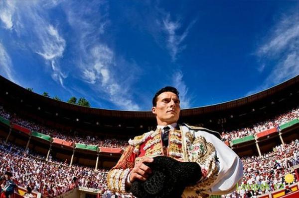 Španělská tradice - San Fermin