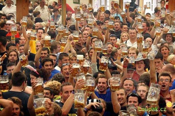 Německo - Oktoberfest 2008
