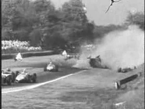 F1 Monza - tragická nehoda 1961