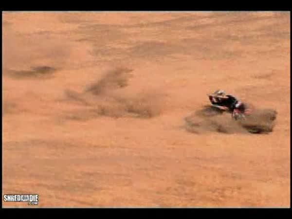 FreeStyle Motocross - Dan Pastor - nehoda