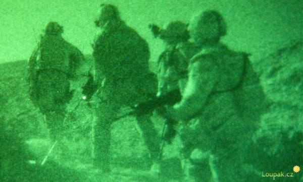 Afgánistán - fotografie z války