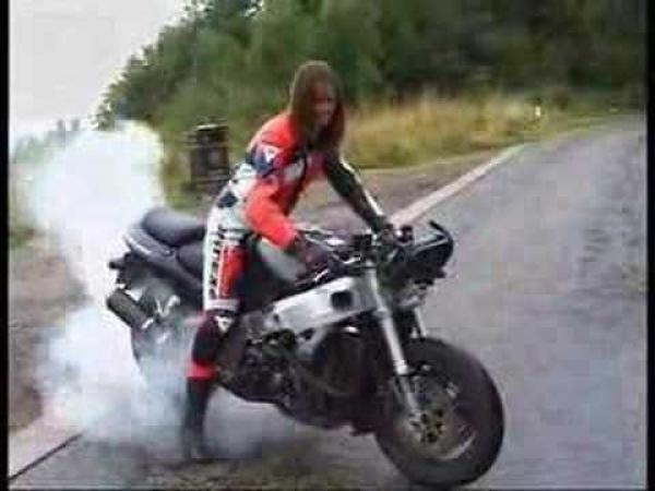 Štěstí a smůla na motorce [kompilace]