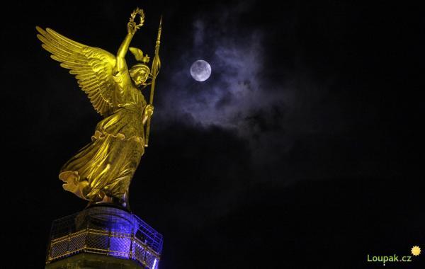 Berlín - Festival světla