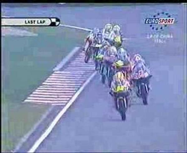 GP Čína 2007 - Lukáš Pešek - 1.místo