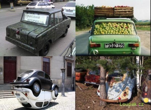 Doprava a dopravní prostředky ve světě