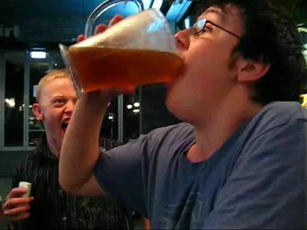 Litr piva na EX
