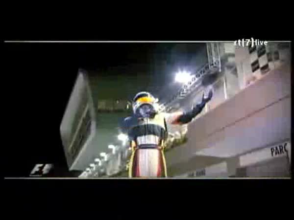 F1 - sezona 2008 [kompilace]