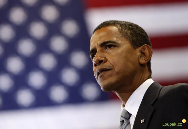 USA - nový prezident - Barack Obama